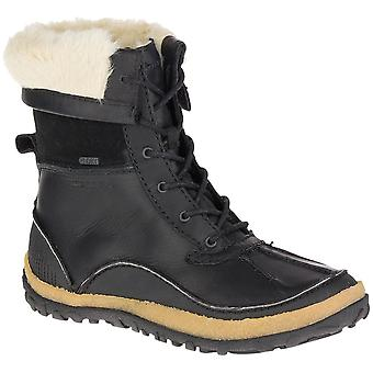 Merrell Black Womens Tremblant Mid Polar WTPF Winter Boots