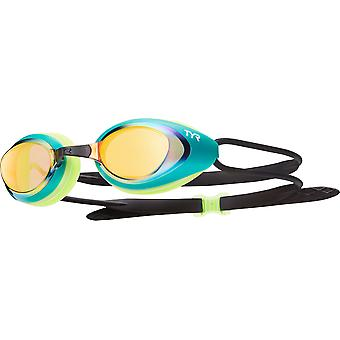 Black Hawk Racing Mirrored Goggles
