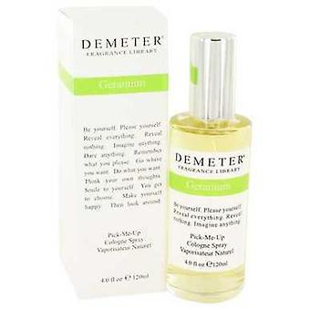 Demeter Geranium By Demeter Cologne Spray 4 Oz (women) V728-426399
