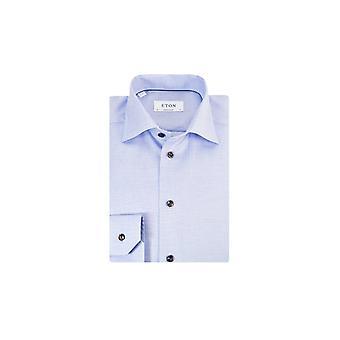 Eton Contemporary Formal Shirt Pale Blue