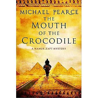 Der Mund des Krokodils: ein Mamur Zapt Rätsel gesetzt in vor-Weltkrieg Ägypten