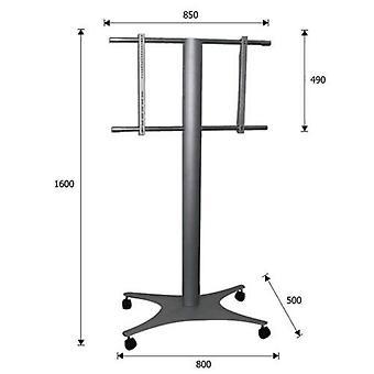 Itb Lösung amommagellano3 TV Trolley Gewicht max 50kg max 50