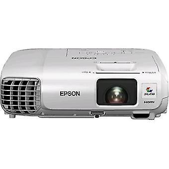 Epson eb-x27 3lcd videoprojector xga 2.700 ansi lume contrasto 10.000:1 colore bianco/grigio