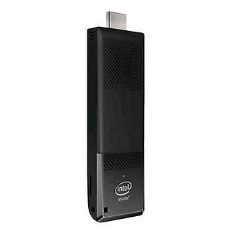 Intel blkstk1a32sc compute stick atom x5-z8300 1.44 ghz ram 2gb-emmc 32gb-no s.o. black