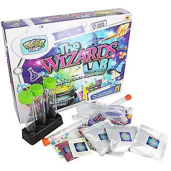 Wizards labbet - magiska vetenskap Experiment Set