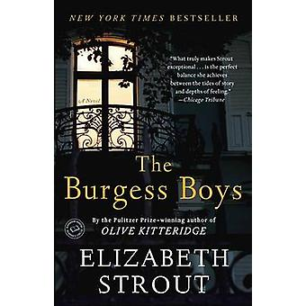 The Burgess Boys by Elizabeth Strout - 9780812979510 Book