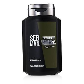 Sebastian Seb Man The Smoother (moisturizing Conditioner) - 250ml/8.45oz
