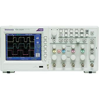 Digital Tektronix TDS2024C 200 MHz 4-channel 2 nul