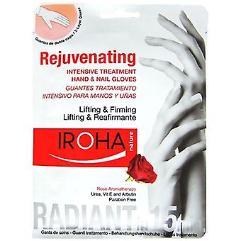 Iroha Nature Rejuvenating Treatment Gloves