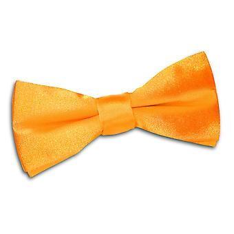 Ordinaire Fluorescent Orange Satin noeud papillon du garçon