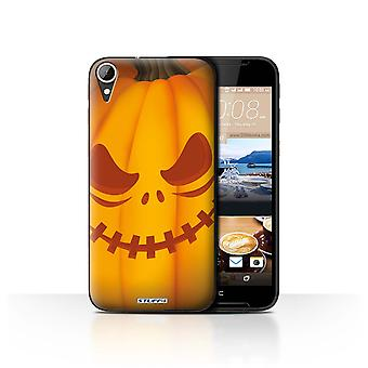 STUFF4 Case/Cover voor HTC Desire 830/eng/Halloween pompoen
