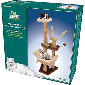 Cat-Life Cat Scratcher-Brown CATF4