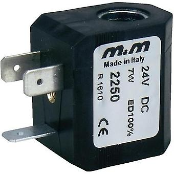M & M International 2200 Solenoid Valve