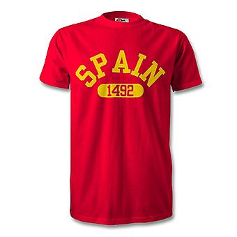 Spain Independence 1492 Kids T-Shirt