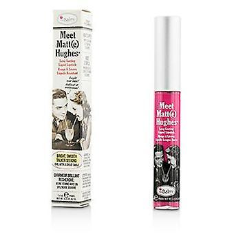 Thebalm Meet Matte Hughes Long Lasting Liquid Lipstick - Chivalrous - 7.4ml/0.25oz