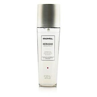 Goldwell Kerasilk Reconstruct Regenerating Blow-Dry Spray (For Stressed and Damaged Hair) - 125ml/4.2oz