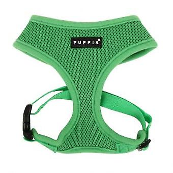 Puppia Harness Soft Green (Dogs , Collars, Leads and Harnesses , Harnesses)