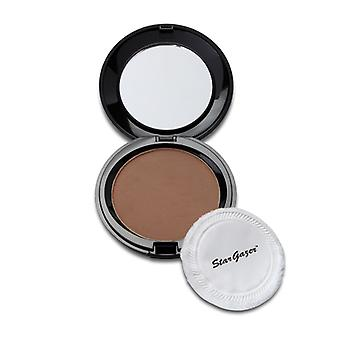 Stargazer Pressed Powder Compact 6g - Tan