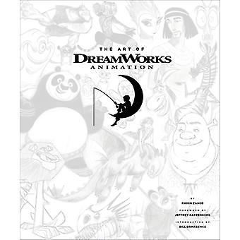 Art of DreamWorks Animation (Hardcover) by Zahed Ramin Dreamworks