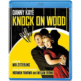 Knacka på trä (1954) [BLU-RAY] USA import