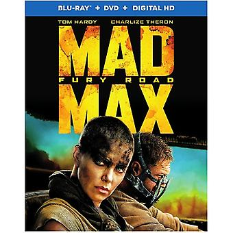 Mad Max: Fury Road [Blu-ray] USA importar
