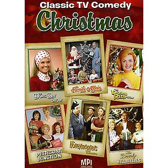 Den ultimata klassiska TV komedi julkollektion [DVD] USA importen