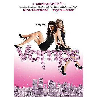 Vamps [DVD] USA import