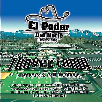El Poder Del Norte - Trayectoria [CD] USA import