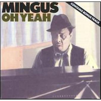 Charles Mingus - Oh Yeah [CD] USA import