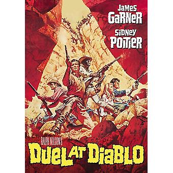 Duel at Diablo (1966) [DVD] USA import