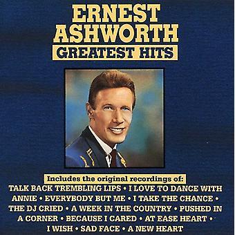 Ernest Ashworth - Greatest Hits [CD] USA import