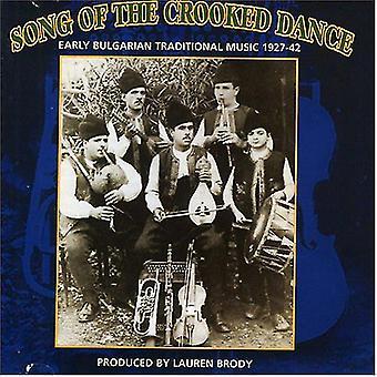 Sang af den skæve Dance - sang af skæve dans [CD] USA importen