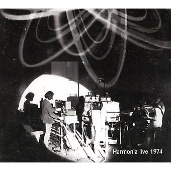 Harmonia - Live 1974 [CD] USA import