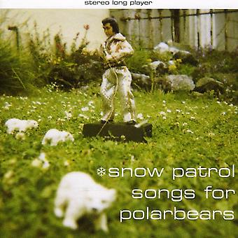 Snow Patrol - Songs for Polarbears [CD] USA import