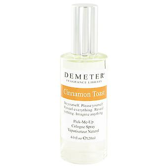 Demeter Women Demeter Cinnamon Toast Cologne Spray By Demeter