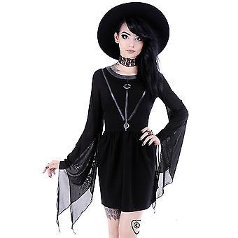 新しい名前をつける - コーヴェン チュニック - ドレス - ブラック
