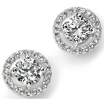 925 Silver Zirconium Trend Earring