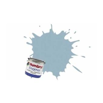 Humbrol Enamel Paint 14ML No 127 US Ghost Grey - Satin