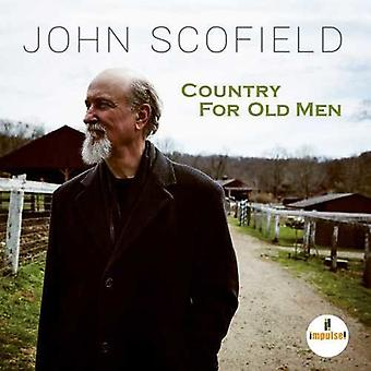 John Scofield - land for gamle mænd [CD] USA import