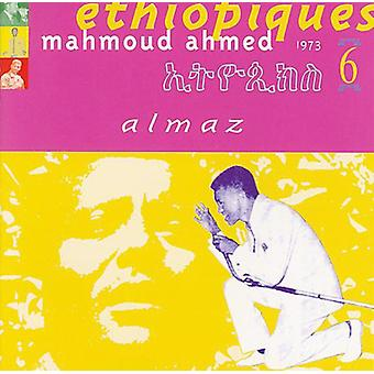 Mahmoud Ahmed - Mahmoud Ahmed: Vol. 6-Ethiopiques: Almaz [CD] USA import