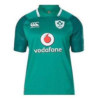 2017-2018 Ireland Vapordri Home Pro Rugby Shirt (Kids)