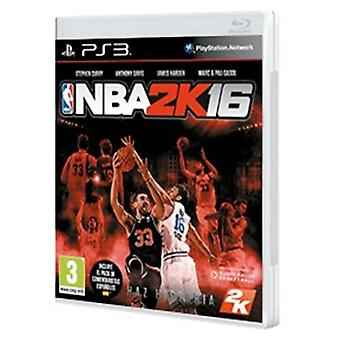 2K Games Nba 2K16 Ps3 (Toys , Multimedia And Electronics , Video Games)