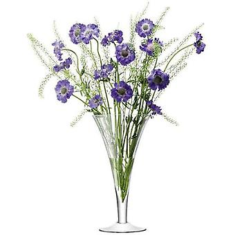 Lsa Trumpet Flower vase H38cm Clear (Home , Decoration , Vases)