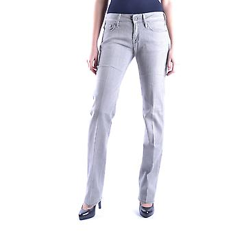 7 for all mankind ladies MCBI004030O grey cotton of jeans