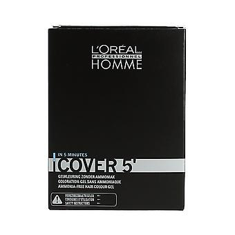 L'Oreal Homme Cover 5' Grey Cover No 7 Blonde 3 x 50ml