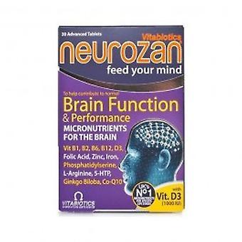 न्युरोज़ोन-न्युरोज़ोन ३० टैबलेट