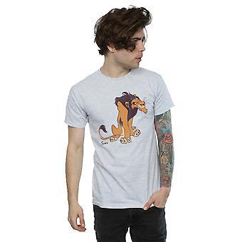 Disney Men's Classic Scar T-Shirt