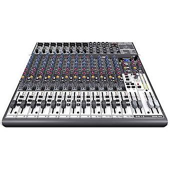 Mixing console Behringer XENYX X2222 No. of channels:16 USB port