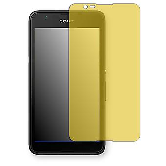 Sony Xperia E4 display protector - Golebo view protective film protective film