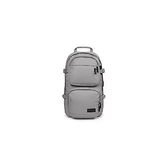 Eastpak Hutson Backpack (Mono Silver)